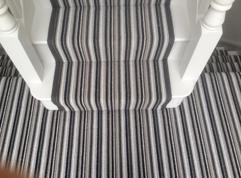 Staircase Detail   Alternative Flooring