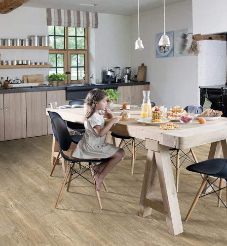 Quickstep Livyn Luxury Vinyl Flooring. Quick Step Livyn In Your Kitchen